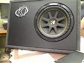 KICKER Car Speakers/Speaker System COMP 10